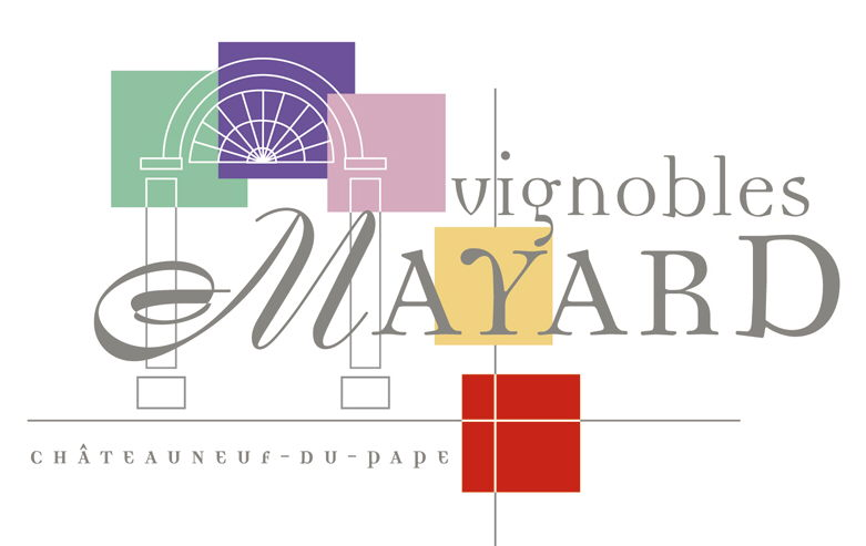 Logo des Vignobles Mayard