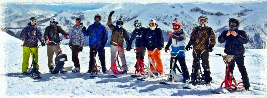 Communauté Snowscoot