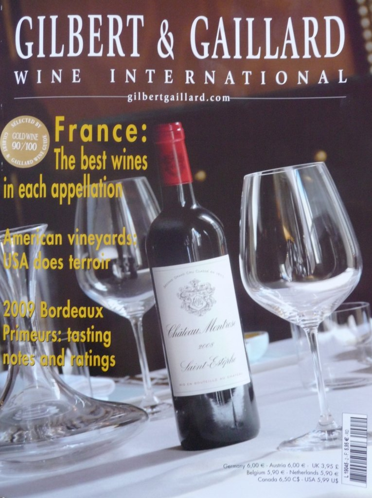 Gilbert & Gaillard Wine International