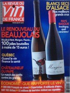 La Crau de Ma Mère 2009 classée 3ème par la Revue du Vin de France sur 50 Châteauneuf du Pape dans Revue de presse - Actualité presse 24-02-12-16-51-48-227x300